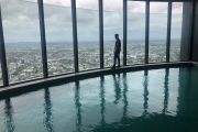 Brisbane's tallest building: See the view from Skytower at Brisbane Open House