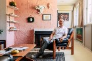 Inside the home of prolific Canberra artist George Foxhill