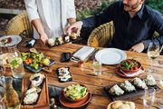 How to throw the perfect outdoor dinner party –without a garden