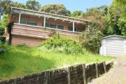 Abandoned New Zealand home for sale too dangerous to enter
