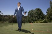 In full swing: Meet the agent who traded pro golf for property