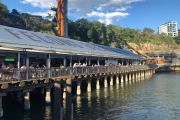 Howard Smith Wharves is here: Brisbane's hottest new venues open to the public