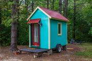 Life in a tiny house: What's it like and how can it be made better?