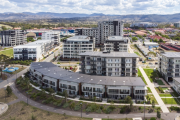 How did Canberra's fastest growing suburbs perform in the property market last year?