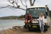 'The best decision we made': Young Australians living on the road