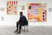 'I was pushed to embrace my differences': Canberra artist pays homage to people who have shaped him