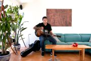 Home Work: A day with Dan Sultan