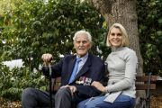 The Footy Fox host whose grandad is a war veteran and AFL great