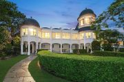 Historic Hamilton house, with its celebrity past, hits the market