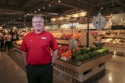 The supermarket boss who just bought a house on special