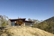 The incredible little house in the bush calling a lot of attention to itself