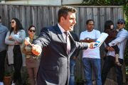 First-home buyer drops $1.48 million at auction to live next door to family