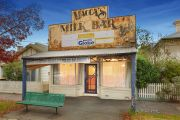 The old Melbourne milk bar that you could live in