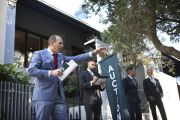 Lilyfield cottage soars $105,000 above reserve at auction for $1,545,000