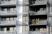 Developers wedged in Victoria's cladding plan