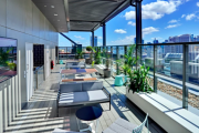 Concierge, goji salads and rooftop pools: Student housing goes upmarket