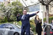 East Melbourne dump soars nearly $300k over reserve at hot auction