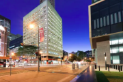 Dymocks family nabs a piece of Brisbane's hot office market
