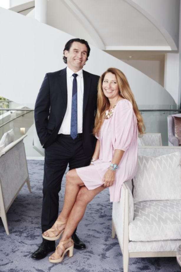 Evette Moran and Mark Moran are the co-founder/owners of The Mark Moran Group. For ad features July 2018