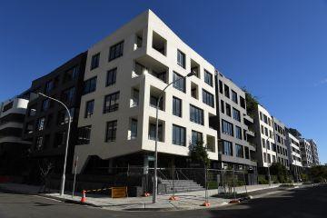 The housing problem much bigger than a few empty apartment blocks