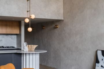 'Are you sure?' An inner-city apartment transformed into a concrete bunker