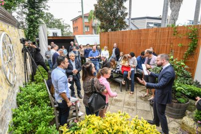 Auction report card: Melbourne's clearance rate rises to 56 per cent in May
