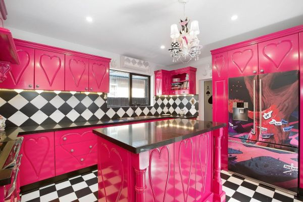 Inside the Altona home inspired by Alice in Wonderland, Harry Potter ...