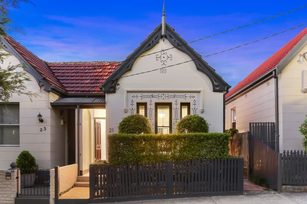 North Shore Inner West And Eastern Suburbs What You Can Buy Across - A-lovely-grey-house-in-paddington-sydney