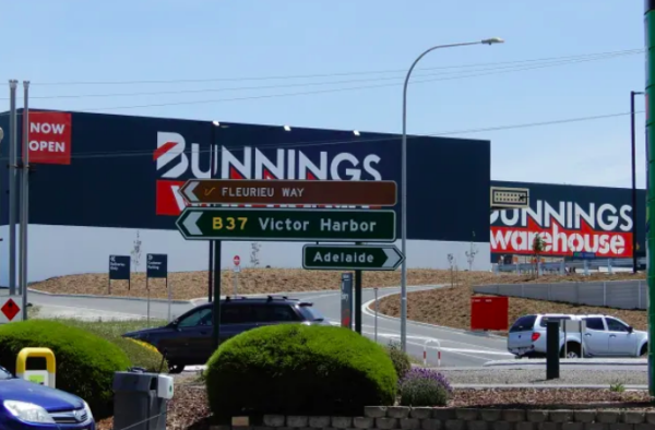 Bunnings sells new retail warehouse in South Australia for $21m