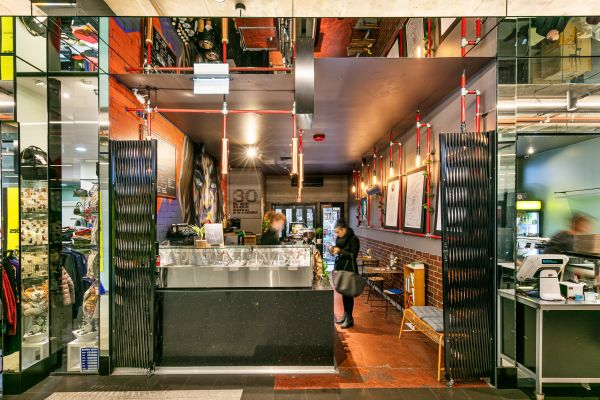 Tiny coffee shop in historic Capitol Arcade targeted at first-time buyers