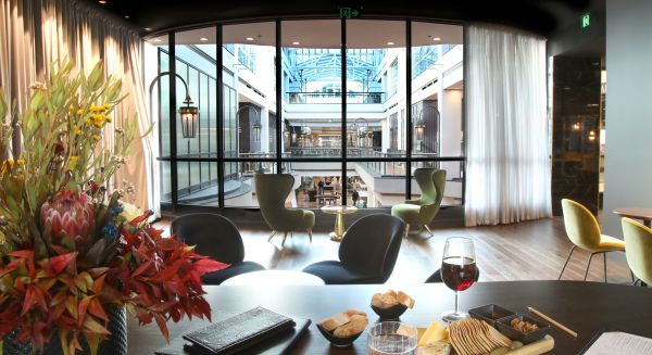 The new luxury cinema designed to look more like a hotel