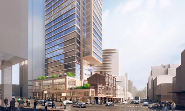 George Street development sites to reap owners $170m-plus