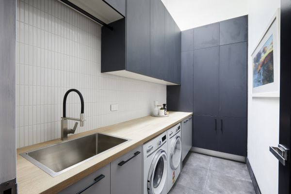 Should You Leave E For A Full Size Laundry When Renovating An Apartment
