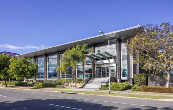 Centuria offloads $37m A-grade office in Brisbane