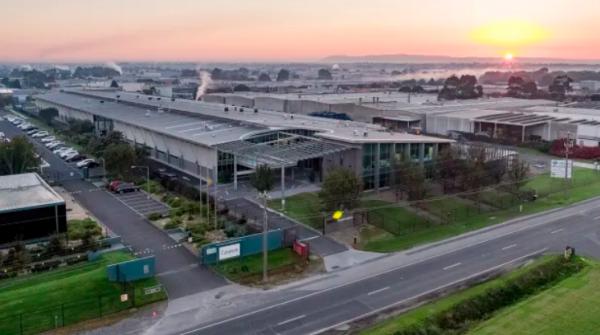 Flavour Maker list warehouse as agri-logistics boom