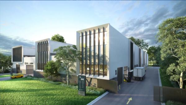 Vertical $50m warehouse making its mark