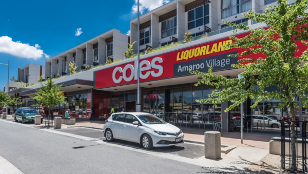 Coles looking to reap $65m through asset sales