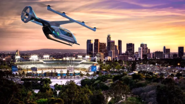 Uber Air to launch in Melbourne