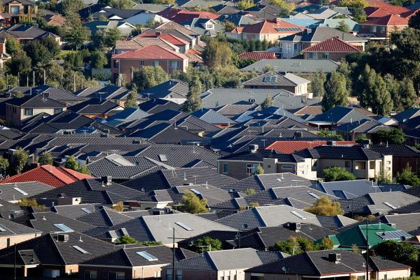 Housing development Craigieburn