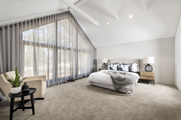 The two-storey New Level Homes residence, which will be auctioned during the Telethon weekend on October 21,