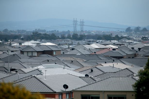 Housing boom Melbourne