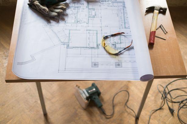 Renovate, renovation, renovating, generic
