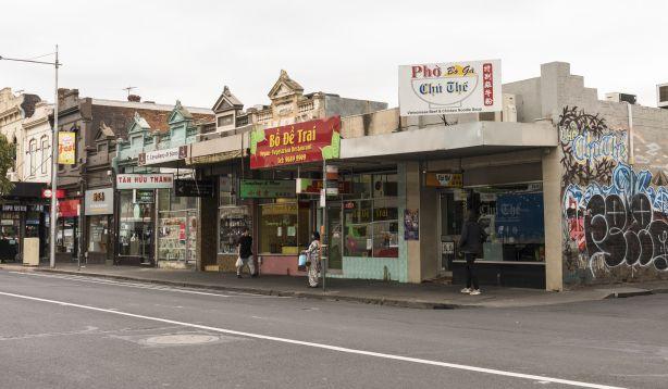 Footscray. Photo: Bec Dickinson.