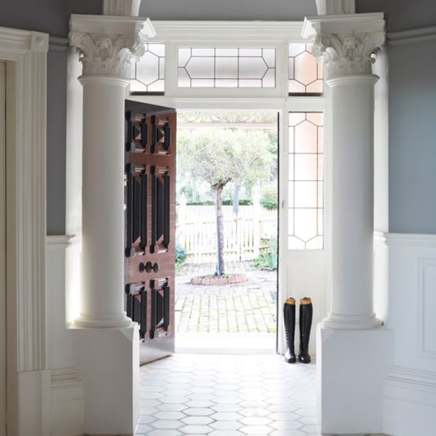 Brownlow Interior Design. Photo: Christine Francis.
