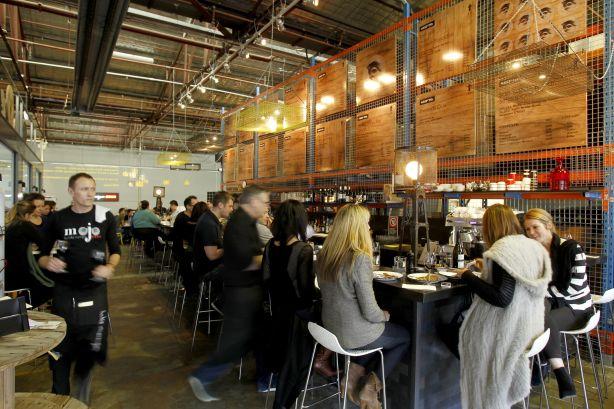 Mojo Bar in Dank Street, Waterloo. Image: Fairfax