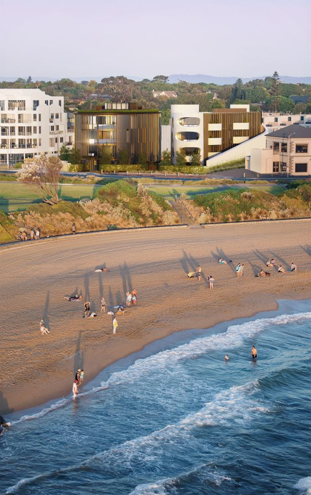 26 and 28 Esplanade Brighton Beach apartments VIC NOT FOR REUSE