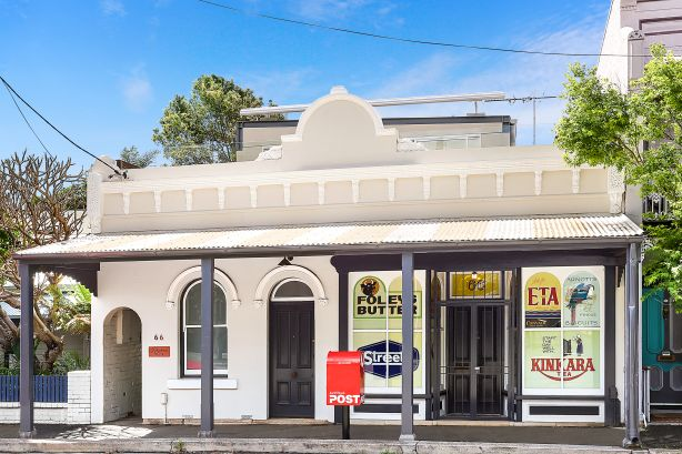 66 Evans Street Rozelle NSW