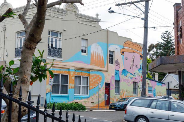 The Sydney suburb of Lewisham