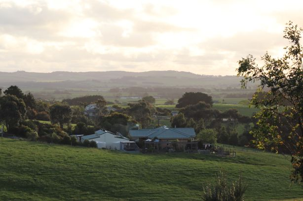 I've come to believe that there has never been a better time to live in the country. Meeniyan, Victoria.