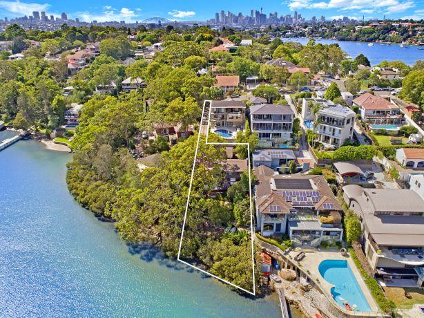 Sydney's prestige property market soaks up the boom from top tech